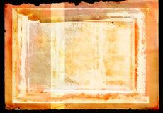 распространение grunge книги Стоковое фото RF