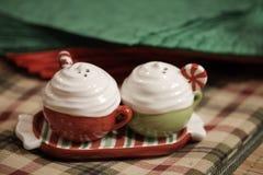 Распространите некоторое приветственное восклицание рождества стоковая фотография