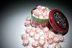 Распространите некоторое приветственное восклицание рождества Стоковые Изображения RF