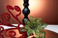 Распространите некоторое приветственное восклицание рождества Стоковое фото RF
