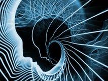 Распространять души и разума Стоковые Изображения