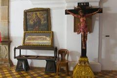 распянный jesus Стоковые Фотографии RF