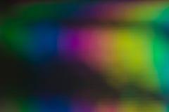 Расплывчатые сортированные цвета для предпосылок Стоковые Изображения RF