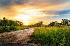 Рассвет дня Стоковое Фото