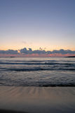 рассвет морской Стоковая Фотография RF