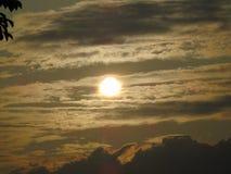 Рассвет нового дня Стоковые Изображения
