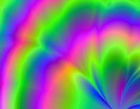 рассвет цифровой Стоковые Фотографии RF
