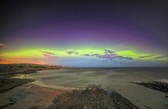 Рассвет Scarborough Стоковое Изображение RF