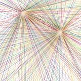 Рассеивайте линия цвета прямая, абстрактная предпосылка бесплатная иллюстрация