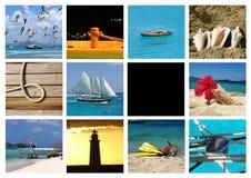 рассказы моря Стоковые Изображения RF