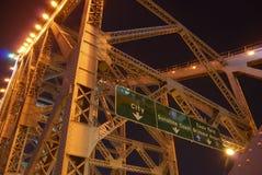 рассказ моста стоковая фотография rf