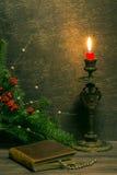 Рассказ рождества Стоковое Фото