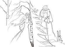 Рассказ иллюстрация штока