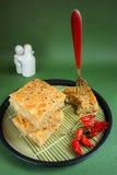 расстегай сыра Стоковая Фотография RF