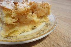 расстегай яблока handmade Стоковое Фото