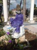 Расслабленная богиня Стоковые Фотографии RF