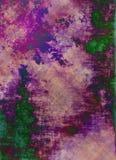 Растворения Grunge Abstact Стоковое Фото