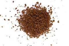 Растворимый кофе Стоковые Фотографии RF