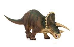 Растительноядные динозавров трицератопс Стоковое Изображение RF