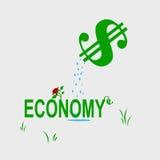 расти экономии Стоковое Изображение