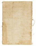 Расточительствованная обложка книги Стоковые Фото