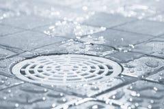 Расход воды Стоковая Фотография RF