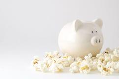 Расходы закуски и развлечений Стоковые Изображения RF