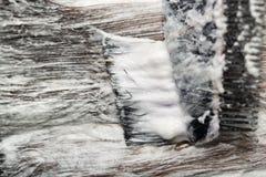 Расцветка волос в салоне Стоковое Изображение