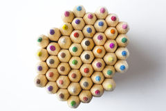 Расцветка Pensil Стоковое Изображение