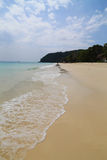 Расцелуйте океан Стоковая Фотография RF