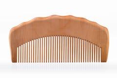 расчесывайте деревянное Стоковые Фотографии RF