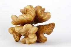 Расчехленный грецкий орех Стоковые Изображения