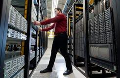 Расширение сервера Стоковое Изображение RF