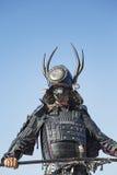 Ратники самураев Стоковое Фото
