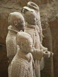 ратники terra cotta Стоковая Фотография RF