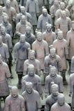 ратники terracotta Стоковое фото RF