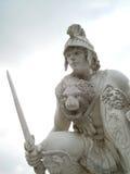 ратник ŒNight ¹ à римского Стоковая Фотография