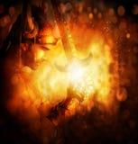 Ратник света Стоковое Фото