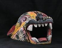 ратник ягуара головного убора Стоковая Фотография RF