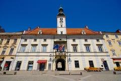 Ратуша, Марибор, Словения Стоковая Фотография RF