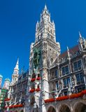 Ратуша Мюнхена Стоковое Фото