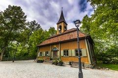 Ратуша Sigtuna, Швеции стоковые изображения rf