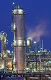 рафинадный завод Стоковая Фотография RF