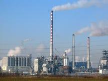 рафинадный завод Стоковые Изображения RF