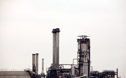 рафинадный завод стоковая фотография