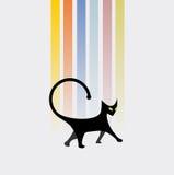 рационализаторство кота бесплатная иллюстрация