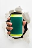 рационализаторство прорыва выпивая стоковые фотографии rf