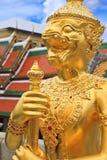 Радетель демона на Wat Phra Kaew Стоковые Фото