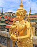 Радетель демона на Wat Phra Kaew Стоковое Изображение