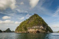 Раджа Ampat, западная Папуа, Индонезия Стоковая Фотография